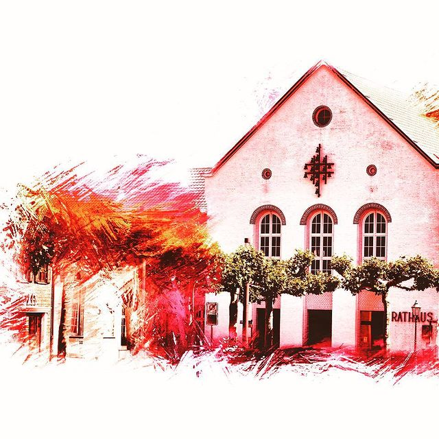 Rathaus Xanten